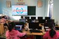 Cuộc thi  Olympic tiếng Anh trên Internet cấp Huyện